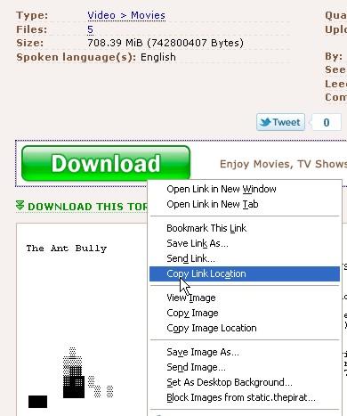 Cara Mudah Download Torrent menggunakan IDM (2/4)