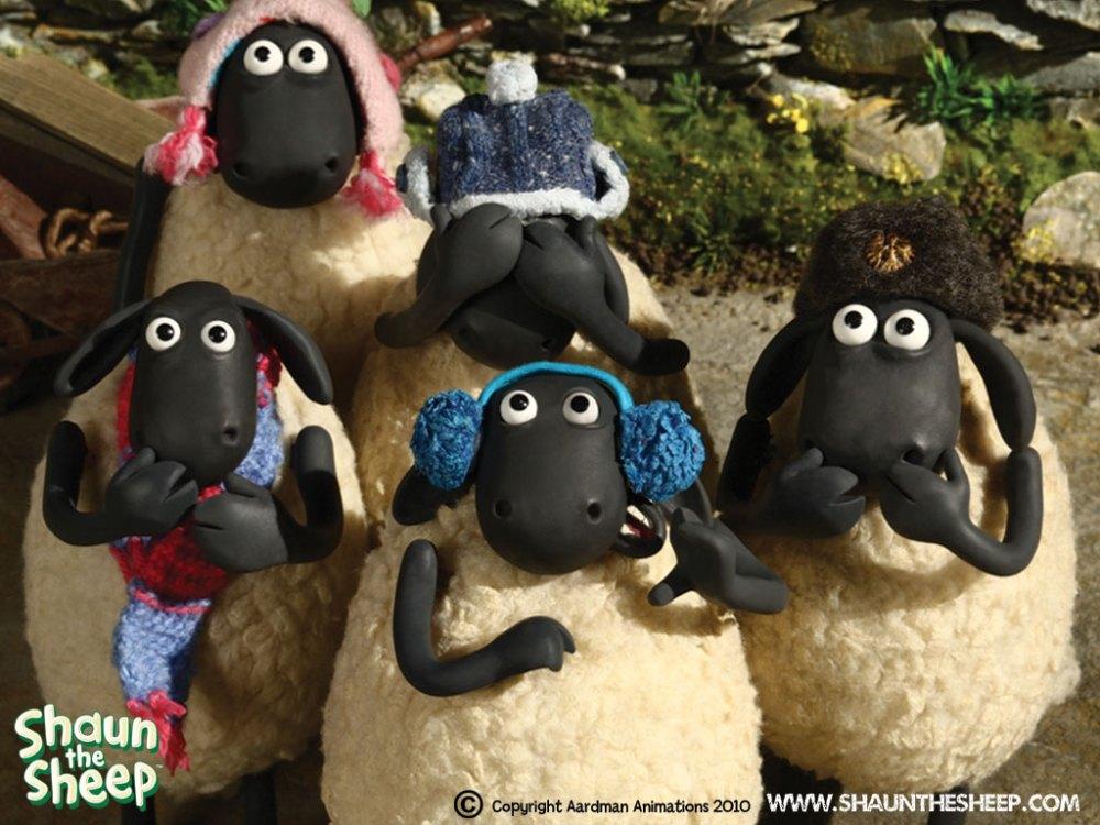Download Shaun The Sheep Season 1